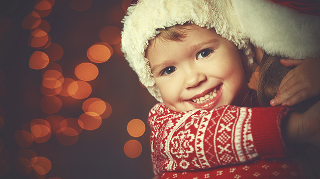 15 tips to protect the health of children at Christmas