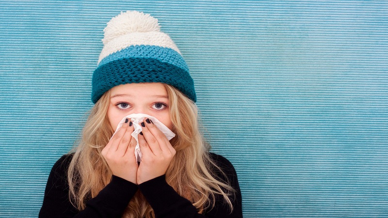 7 Tips to avoid children's colds