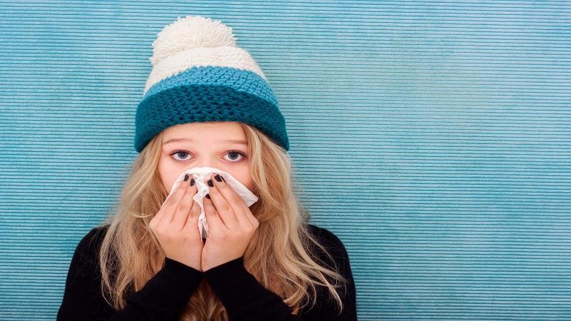 7 Tips to avoid children's colds