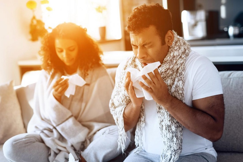 The 10 differences between flu and cold