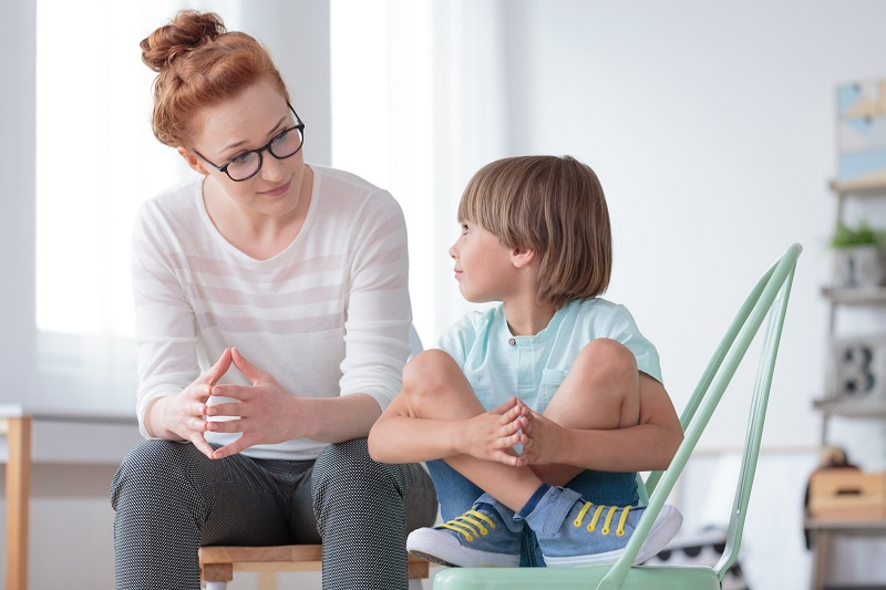 Educating children: how to learn to say no for their growth