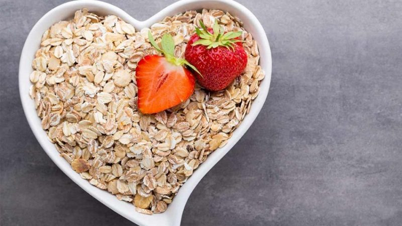 High cholesterol? Why choose foods that contain fiber