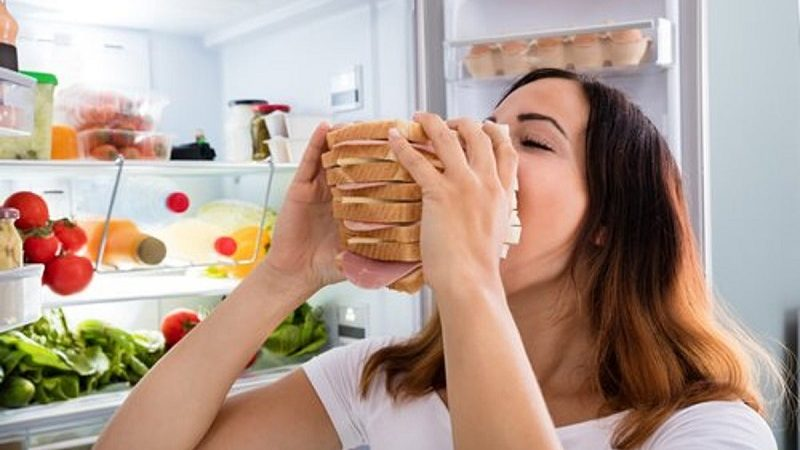 How can we control food anxiety