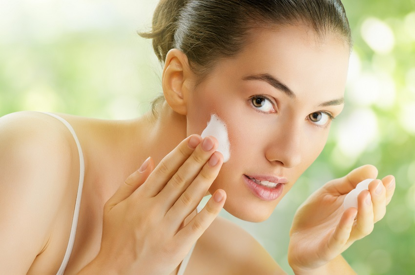 Food with collagen for healthy young skin